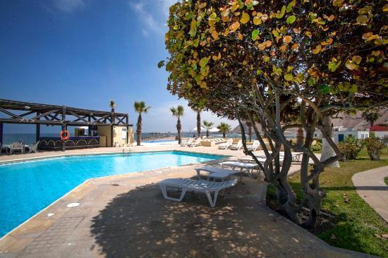 Panamericana Hotel Arica: Sector Piscina