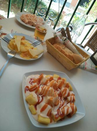 Restaurante la copita de vino s l en c rdoba con cocina for Cocina 33 cordoba