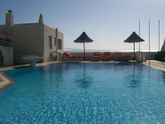Aegean Hotel : piscina
