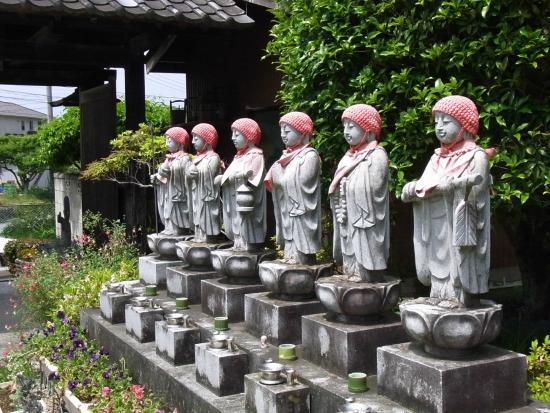 Myojozan Akechi Dera-Temple