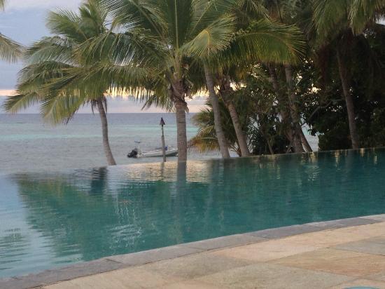 Swimming pool - Tokoriki Island Resort