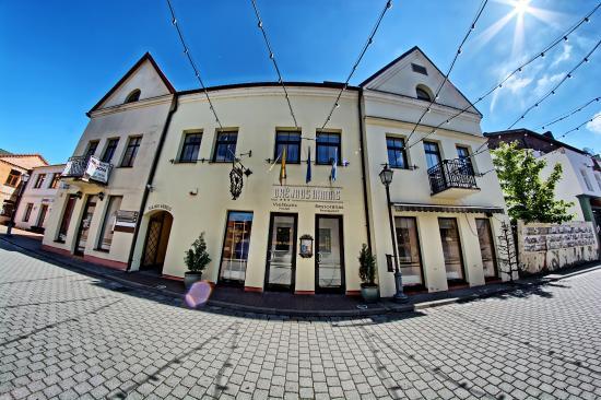 Гостиница Grejaus Namas (Дом Грея)