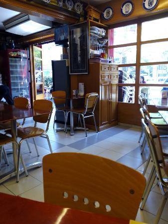 Restaurante Mister Desayuno