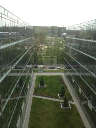 Pomorski Park Naukowo-Technologiczny: Вид изнутри
