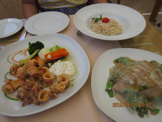 Dubravka 1836 Restaurant: ランチ