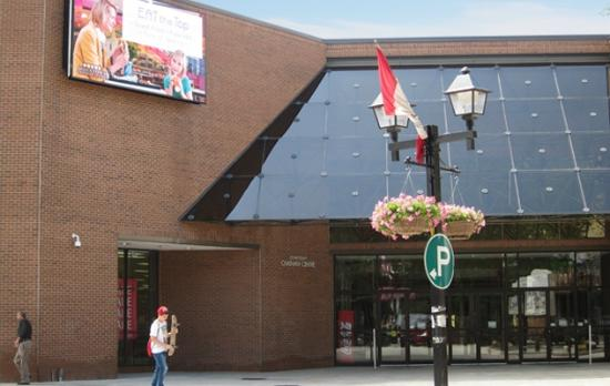 Downtown Chatham Centre : King Street Entrance