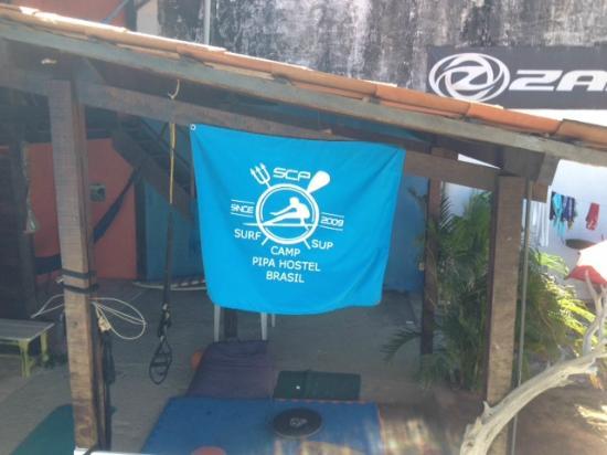 """Surf Camp Pipa: """"Espaço zen"""""""