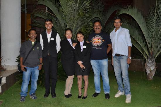 Country Inn & Suites By Carlson Mysore : Professional and Friendly staff