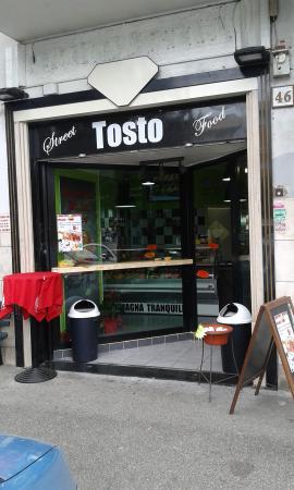 Tosto Street Food
