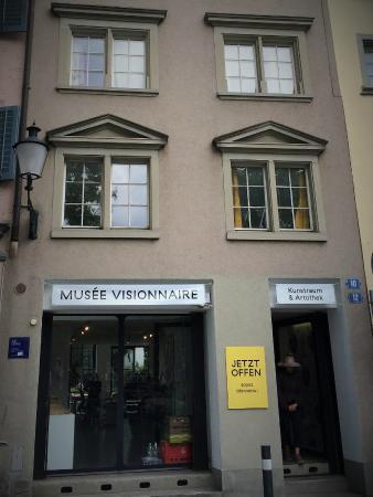 Musee Visionnaire Zurich