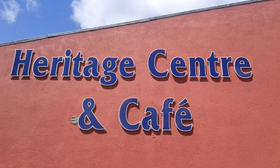 The Tain Cafe: Does exactly what it says on the tin