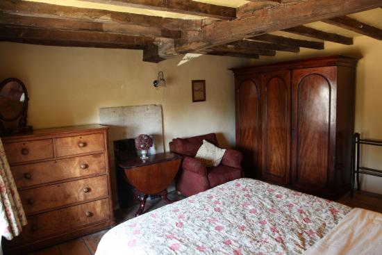 Carsington, UK: 1 of the Double bedrooms