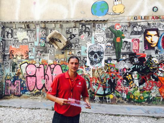 Bike tour - Picture of SANDEMANs NEW Europe - Barcelona ...