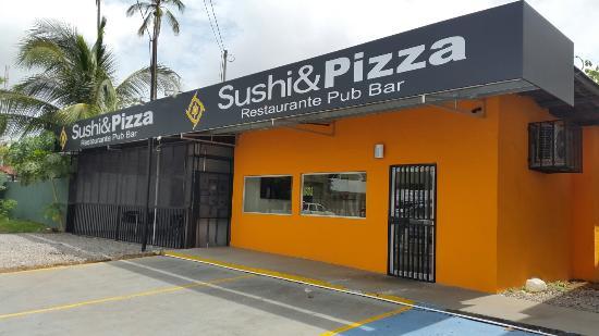 Sushi & Pizza