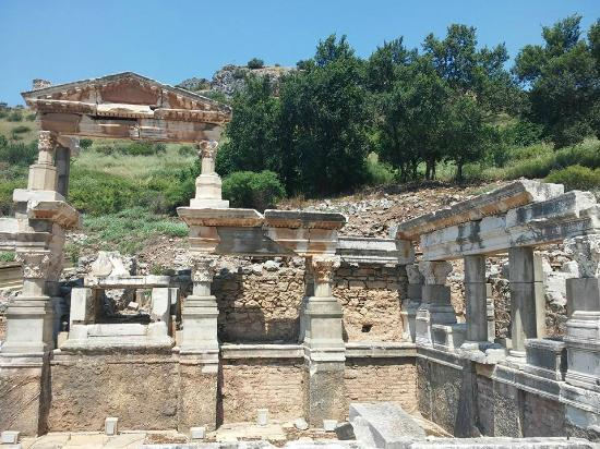 Ephesus - Picture of Ancient City of Ephesus, Selcuk ...