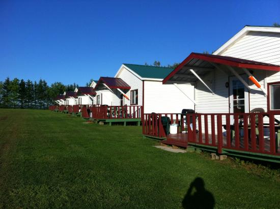 Island Life Cottages: The cabbins