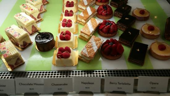 Financier Patisserie