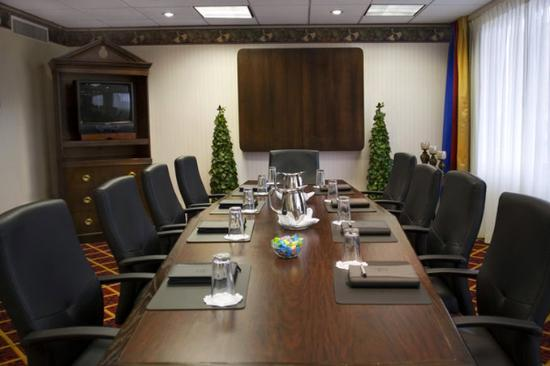 Holiday Inn Select Memphis - Downtown (Beale Street): Boardroom