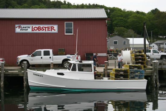 Cap'n Fish's Waterfront Inn: Lobstermen