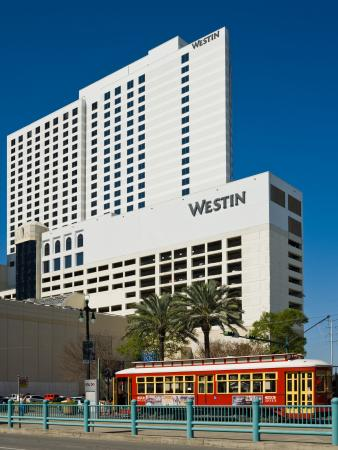 The Westin New Orleans Canal Place: Hotel Exterior