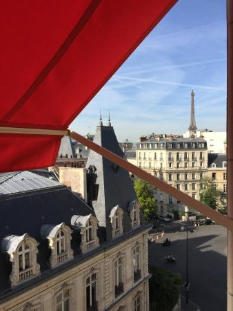 Front of Hotel - Picture of Hotel San Regis, Paris - TripAdvisor