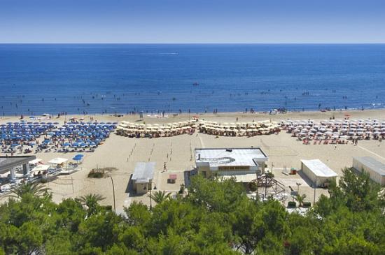 Atlantic Hotel: la vista panoramica e la nostra spiaggia