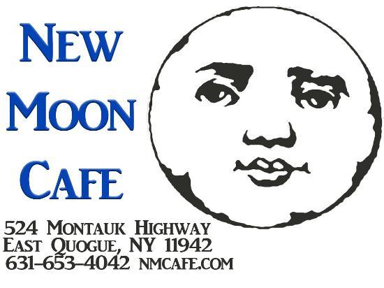 East Quogue, NY: New Moon Logo