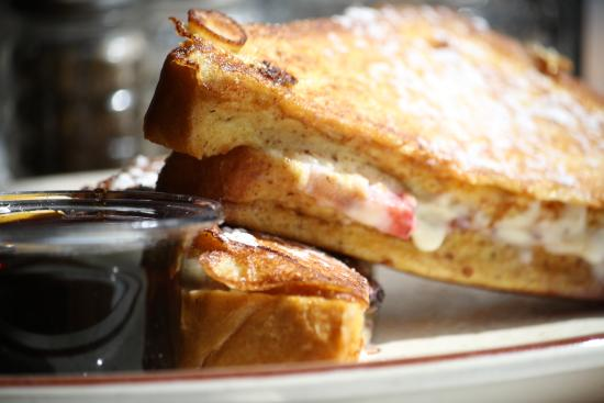East Quogue, NY: Stuffed French Toast