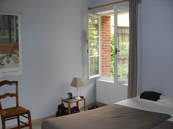 Domaine Dessus-Bon-Boire: la chambre Beauragard