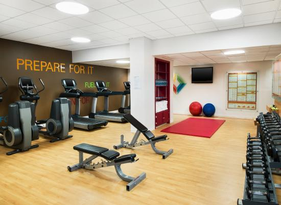 Sheraton Charlotte Airport Hotel: Sheraton Fitness Powered by Core Performance
