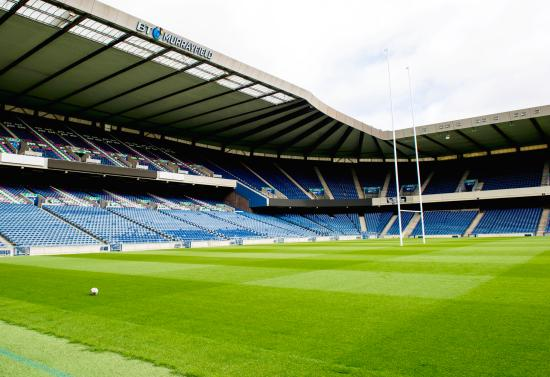 ‪BT Murrayfield Stadium‬