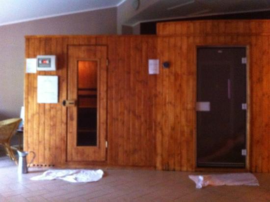 Sauna e bagno turco picture of hotel valentino acqui terme tripadvisor - Sauna bagno turco ...