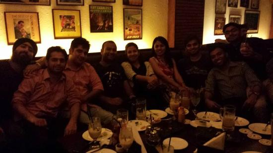Downtown Cafe: Team Party..