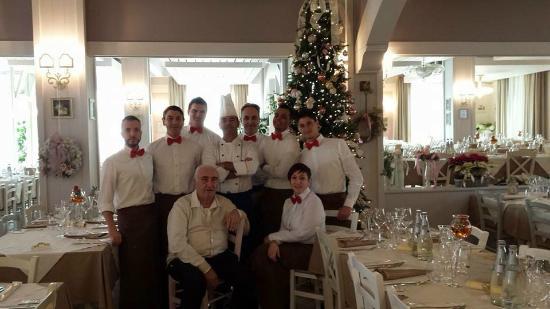 Eraclea, Italien: Staff