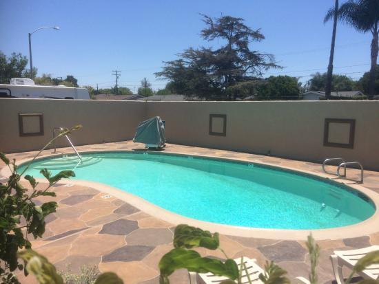 Hotel 414 Anaheim: Nice pool