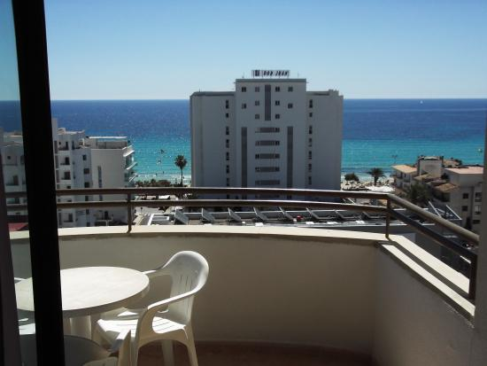 Protur Atalaya Apartments : View from room 1001