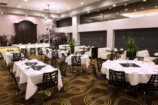 DoubleTree by Hilton Whittier Los Angeles: restaurant