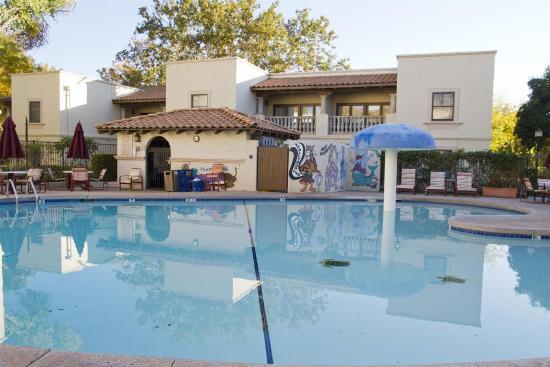 Los Abrigados Resort and Spa : Pool view