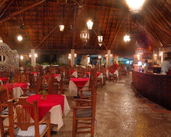 Casa del Mar Cozumel Hotel & Dive Resort: Restaurant