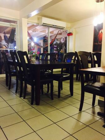 El  Rincon Del Sabor: Salón Comedor/Dinner Room
