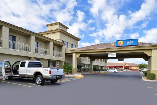 Comfort Inn Fountain Hills - Scottsdale: Exterior