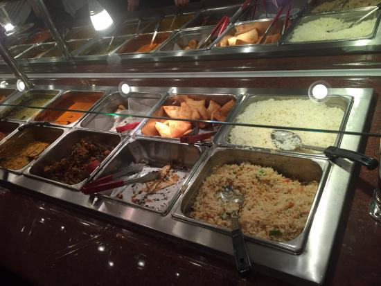 Great Lunch Buffet Review Of Delhi Palace Restaurant Indianapolis In Tripadvisor