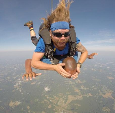 Triangle Skydiving Center: So much fun!!