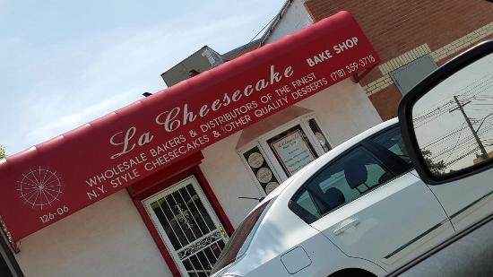 La Cheese Cake
