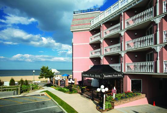 Boardwalk Plaza Hotel: Hotel
