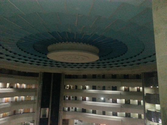 Centaur Hotel, IGI Airport: Complete view