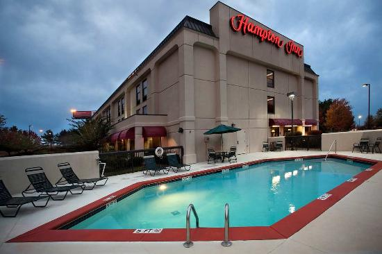 Hampton Inn Atlanta/Newnan : Outdoor Pool