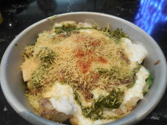 Curry Up Now : Paapdi Chaat