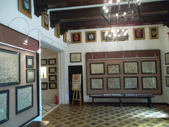 ‪National Museum of Old Maps and Books‬