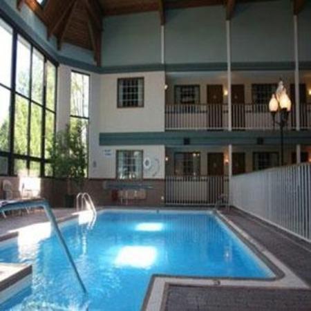 Grandvillage Inn: Lobby view
